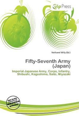 Fifty-Seventh Army (Japan)