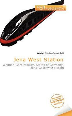 Jena West Station