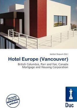 Hotel Europe (Vancouver)