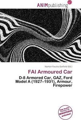 Fai Armoured Car