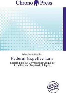 Federal Expellee Law