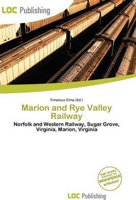 Marion and Rye Valley Railway