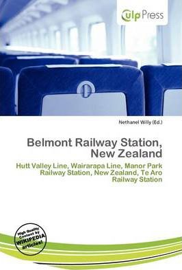 Belmont Railway Station, New Zealand