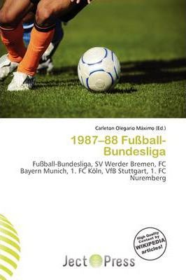 1987-88 Fu Ball-Bundesliga
