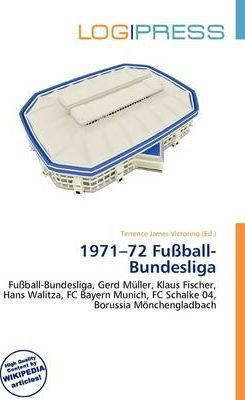 1971-72 Fu Ball-Bundesliga