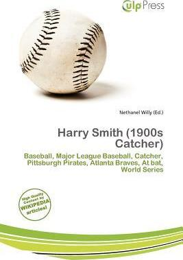 Harry Smith (1900s Catcher)