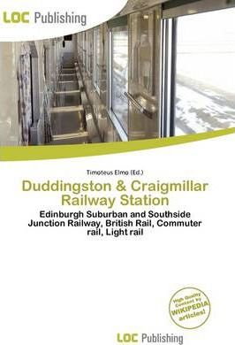 Duddingston & Craigmillar Railway Station