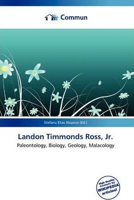 Landon Timmonds Ross, JR.