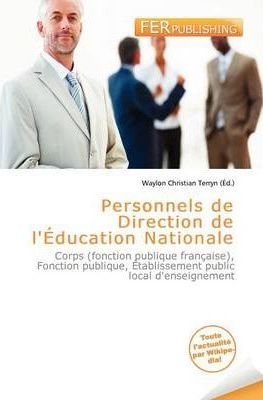 Personnels de Direction de L' Education Nationale