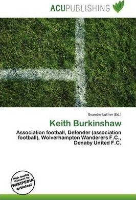 Keith Burkinshaw