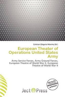 European Theater of Operations United States Army