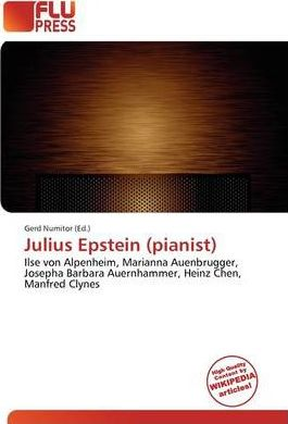 Julius Epstein (Pianist)