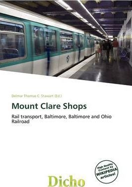 Mount Clare Shops