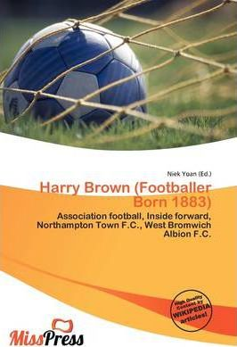 Harry Brown (Footballer Born 1883)