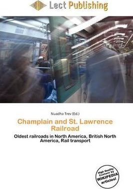 Champlain and St. Lawrence Railroad