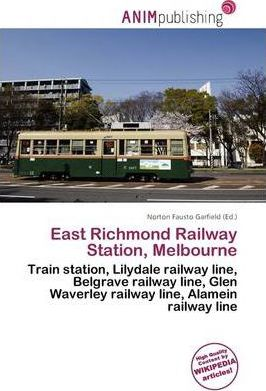 East Richmond Railway Station, Melbourne