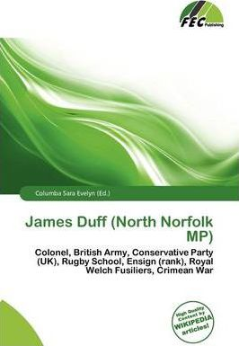 James Duff (North Norfolk MP)