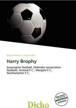 Harry Brophy