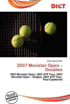 2007 Movistar Open - Doubles