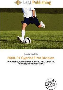2000-01 Cypriot First Division