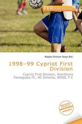 1998-99 Cypriot First Division