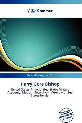 Harry Gore Bishop
