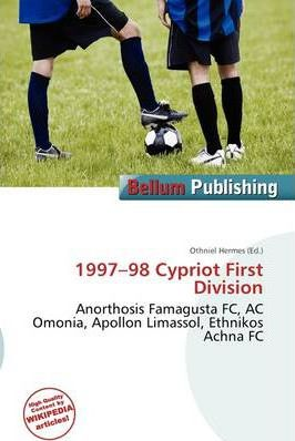 1997-98 Cypriot First Division