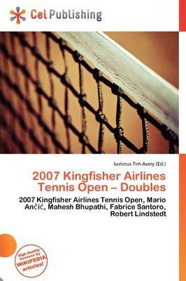 2007 Kingfisher Airlines Tennis Open - Doubles