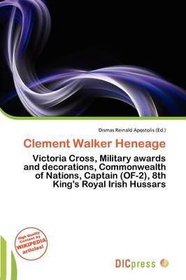 Clement Walker Heneage