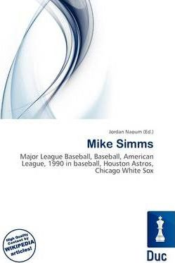 Mike SIMMs