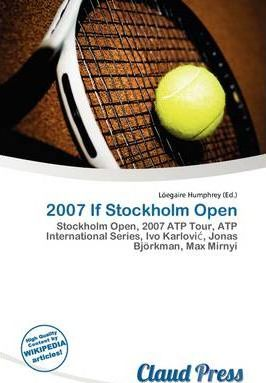 2007 If Stockholm Open