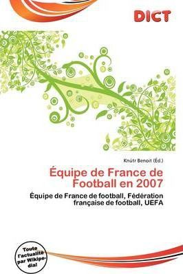 Quipe de France de Football En 2007