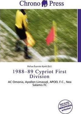 1988-89 Cypriot First Division