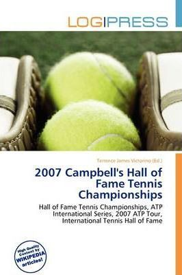 2007 Campbell's Hall of Fame Tennis Championships