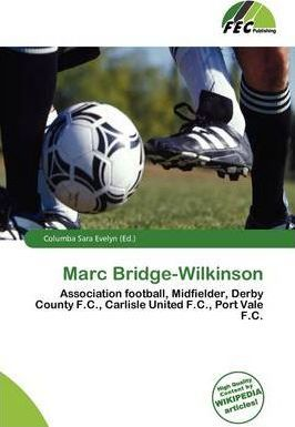 Marc Bridge-Wilkinson