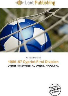 1986-87 Cypriot First Division