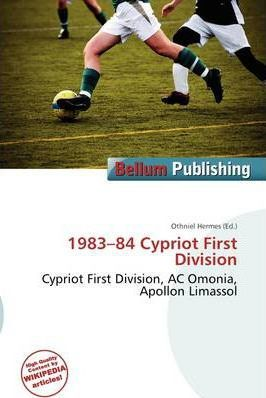 1983-84 Cypriot First Division
