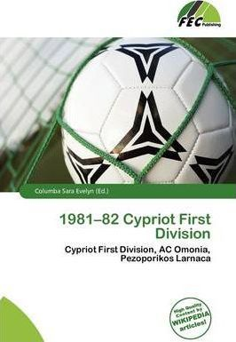 1981-82 Cypriot First Division