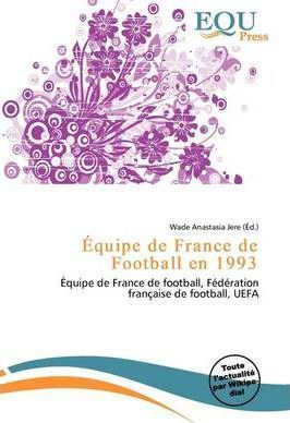Quipe de France de Football En 1993