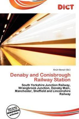 Denaby and Conisbrough Railway Station