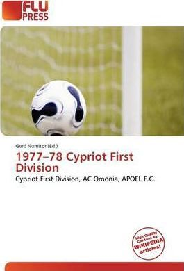 1977-78 Cypriot First Division