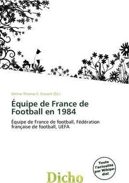 Quipe de France de Football En 1984