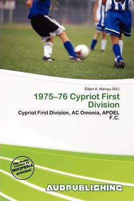 1975-76 Cypriot First Division