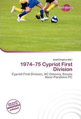 1974-75 Cypriot First Division