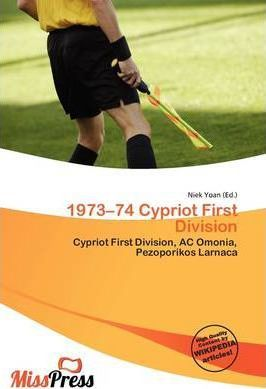 1973-74 Cypriot First Division