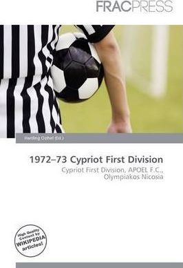 1972-73 Cypriot First Division