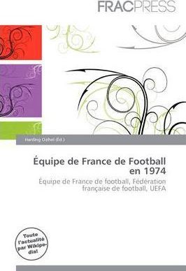 Quipe de France de Football En 1974