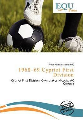 1968-69 Cypriot First Division