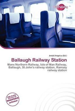 Ballaugh Railway Station