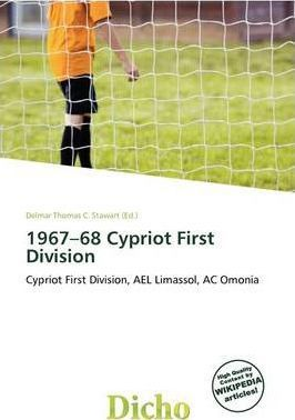 1967-68 Cypriot First Division